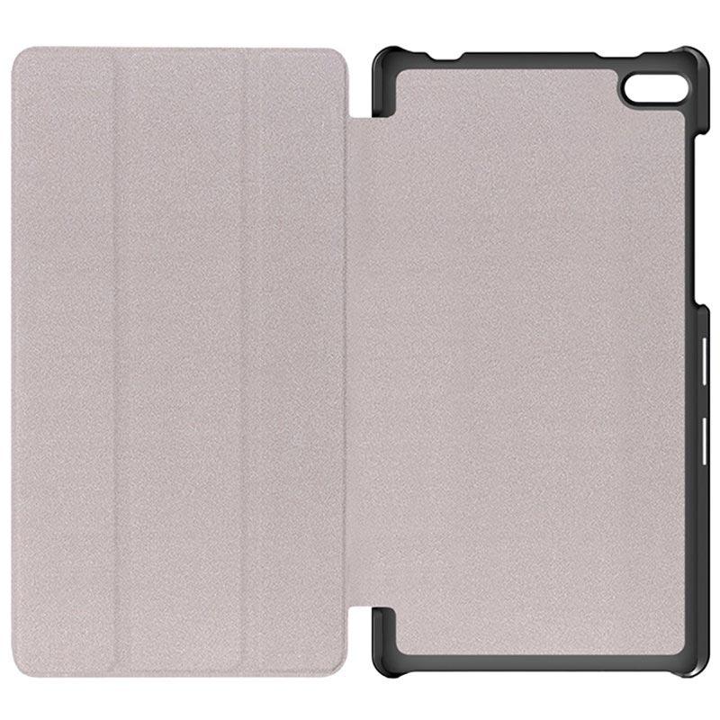 Funda Folio de Tres Pliegues para Lenovo Tab 7 Essential - Negro