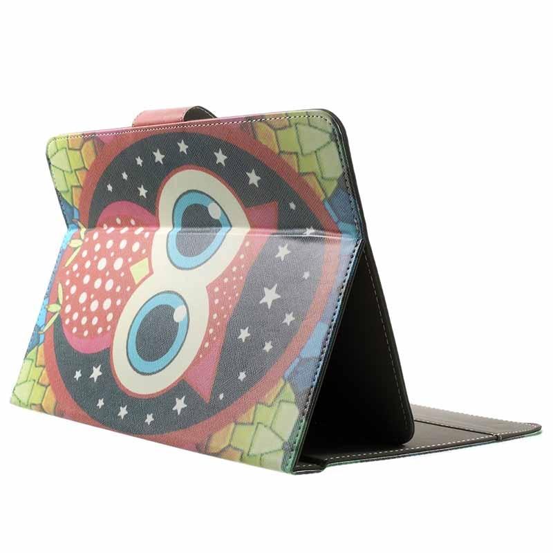 Funda folio universal de cuero para tablet 9 7 10 1 b ho - Funda universal tablet 10 1 ...