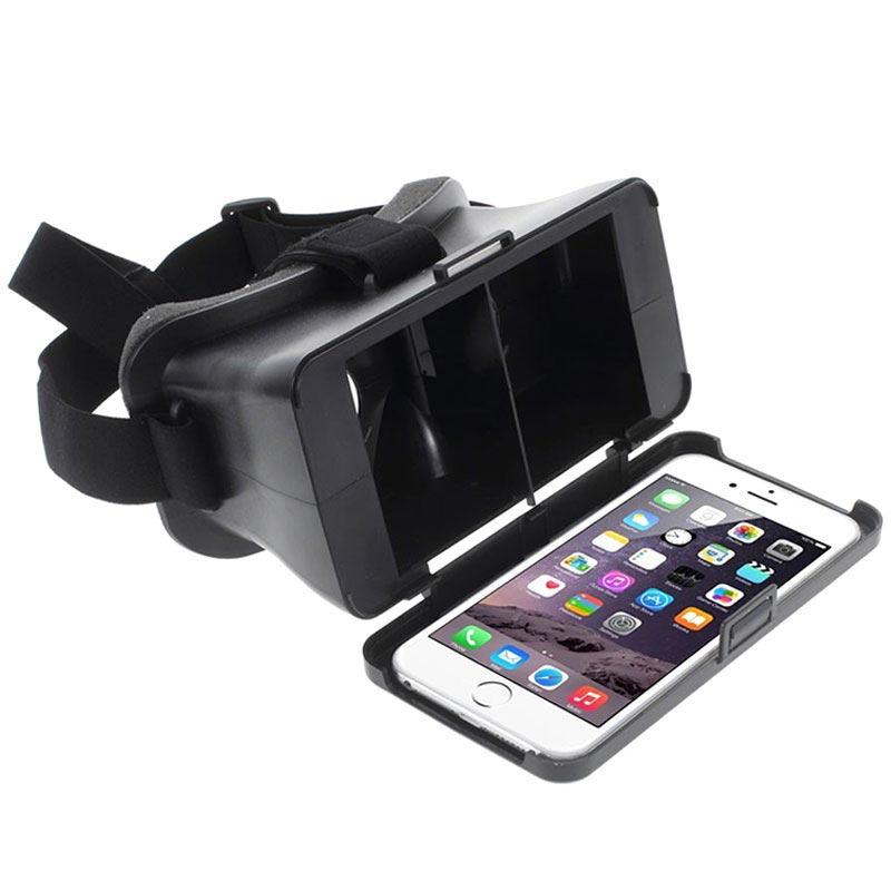 Gafas 3D Universales de Realidad Virtual.