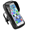 "Universal Water Resistant Bicycle Case & Holder - 6.0"" - Black"