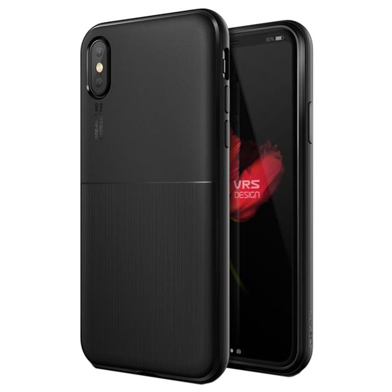 carcasa iphone x negro