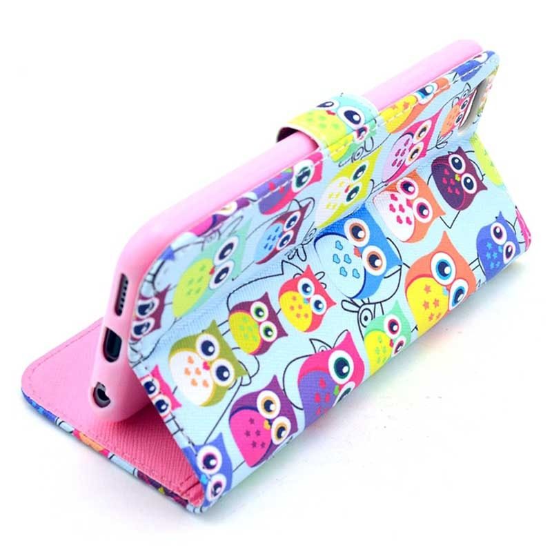 Funda para iPhone 6 / 6S - Estilo Cartera