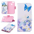 Funda Cartera Wonder Series Huawei P Smart