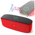 Altavoz Bluetooth Xblitz Emotion - MicroSD, 3.5mm Aux - Rojo