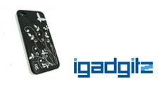 Fundas Apple iPhone 4S iGadgitz