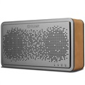 Altavoz Bluetooth iCarer BS-221 - Marrón Claro / Gris