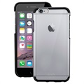 iPhone 6/6S iLuv Vyneer Dual Layer Hybrid Case - Black