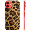 Funda de TPU para iPhone 12 mini - Leopardo