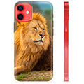 Funda de TPU para iPhone 12 mini - León