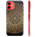 Funda de TPU para iPhone 12 mini - Mandala