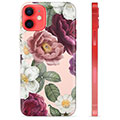 Funda de TPU para iPhone 12 mini - Flores Románticas