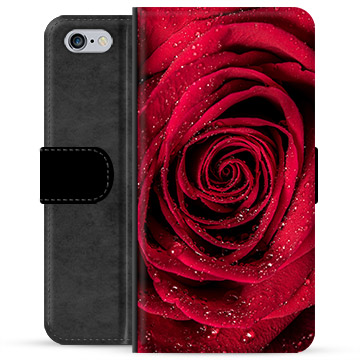 e0b73ef5818 Funda Cartera Premium con Función de Soporte para iPhone 6 / 6S - Rosa