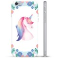 Funda de TPU para iPhone 6 / 6S - Unicornio