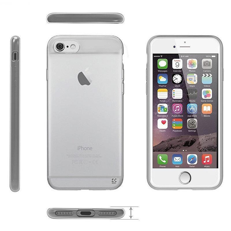 iphone 7 carcasa transparente