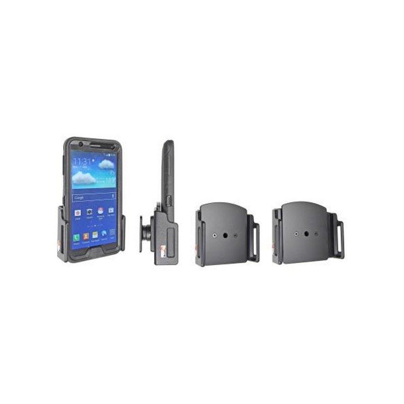 Original skoda soporte universal soporte móvil para dispositivos multimedia central ajustable