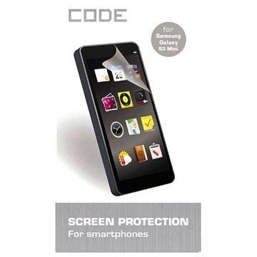 95a2f3dc540 Protector de Pantalla Code para Samsung Galaxy S3 Mini I8190