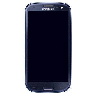 0ec792879ea Carcasa Frontal & Pantalla LCD para Samsung Galaxy S3 Neo I9300I, I9301I -  Azul Metalizado