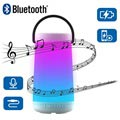 NewRixing NR-2000 Colorful LED Bluetooth Speaker