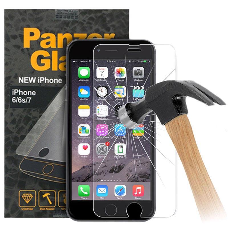 3c6b3d647f5 Protector de Pantalla PanzerGlass para iPhone 6/6S/7/8