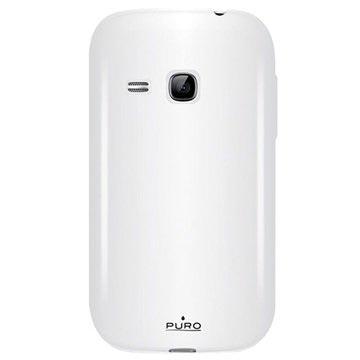 4f63b68aa73 Carcasa de Silicona Puro para Samsung Galaxy Fame S6810 - Transparente
