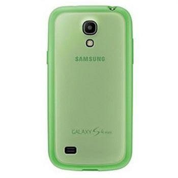 c6106b08be6 Cover+ EF-PI919BGEG Funda para Samsung Galaxy S4 Mini I9190 - Verde Amarillo